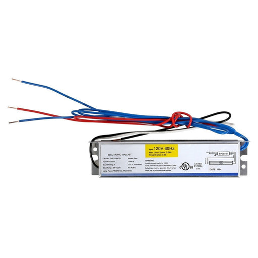 Ballast Replacement T5 HO 2 x 24 Watt - 120 Volt-NWGSupply.com