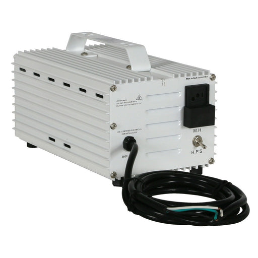 Harvest Pro Switchable 1000 Watt Ballast - 480 Volt-NWGSupply.com