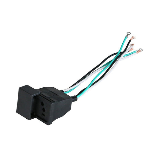 Dual Female Lamp Cord Receptacle-NWGSupply.com