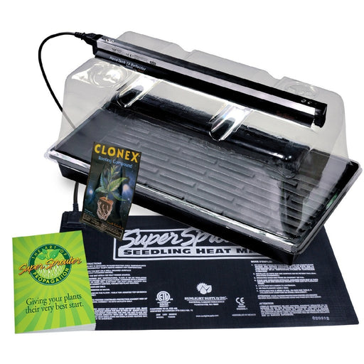 Super Sprouter Premium Propagation Kit w/ T5 Light-NWGSupply.com