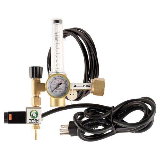 Titan Controls CO2 Regulator-NWGSupply.com