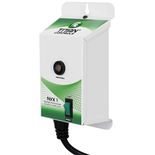 Titan Controls NYX 1 - Day/Night Photocontroller-NWGSupply.com