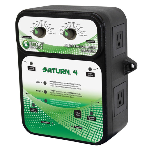 Titan Controls Saturn 4 - Digital Environmental Controller-NWGSupply.com