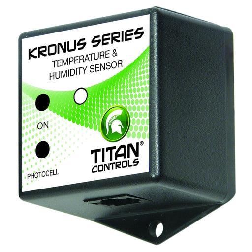 Titan Controls Temperature & Humidity Sensor w/ Photocell-NWGSupply.com