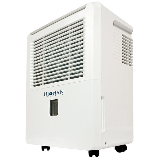 Utopian Systems Portable Dehumidifier, 40 Pint-NWGSupply.com
