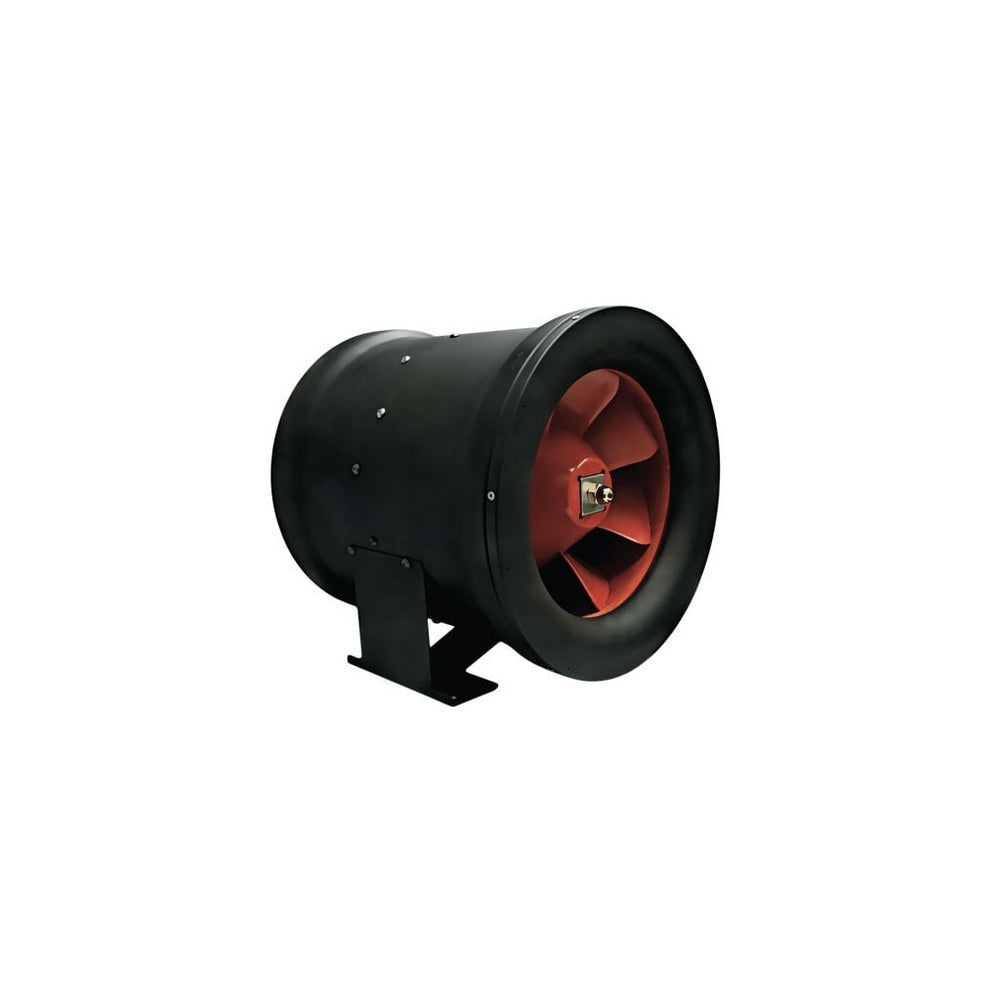 "12"" F5 High output In Line Fan - 1880CFM-NWGSupply.com"