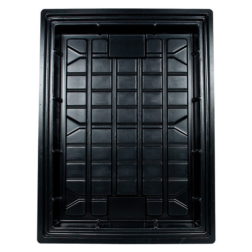 Black Flood Tray, 3' x 4'-NWGSupply.com