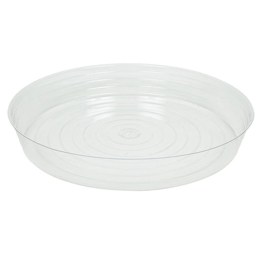vendor-unknown Clear Vinyl Saucer Deep, 21""