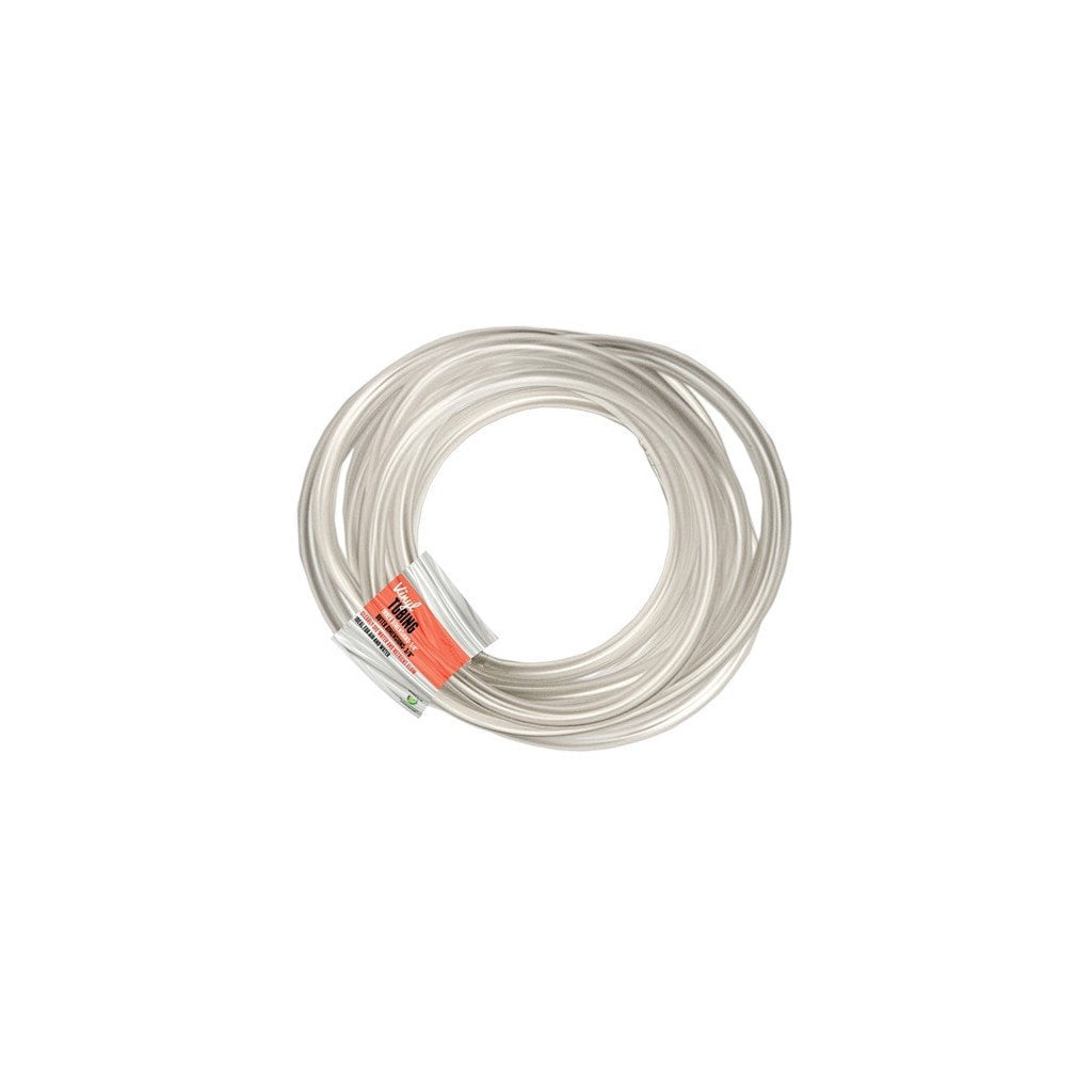 "vendor-unknown Clear Vinyl Tubing -  (ID) 1/4"" - (OD) 3/8"" - 50 ft"