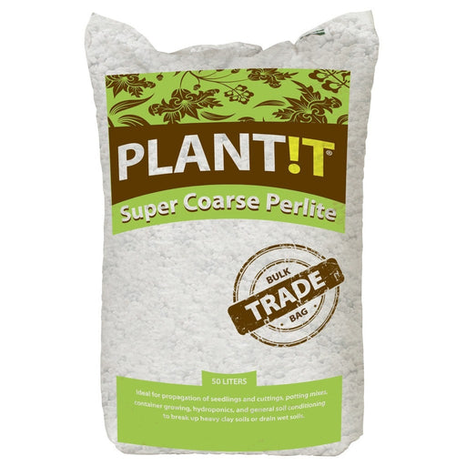 Super Coarse Perlite, 50L, 1.7 cu ft-NWGSupply.com