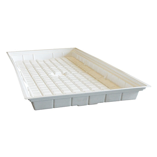 White Flood Tray, 4' x 8'-NWGSupply.com