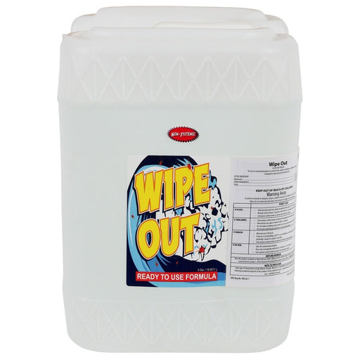 Wipe Out 5 Gallon-NWGSupply.com