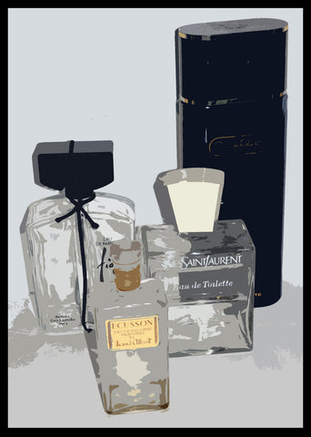 Perfume & Cologne Factice Bottles