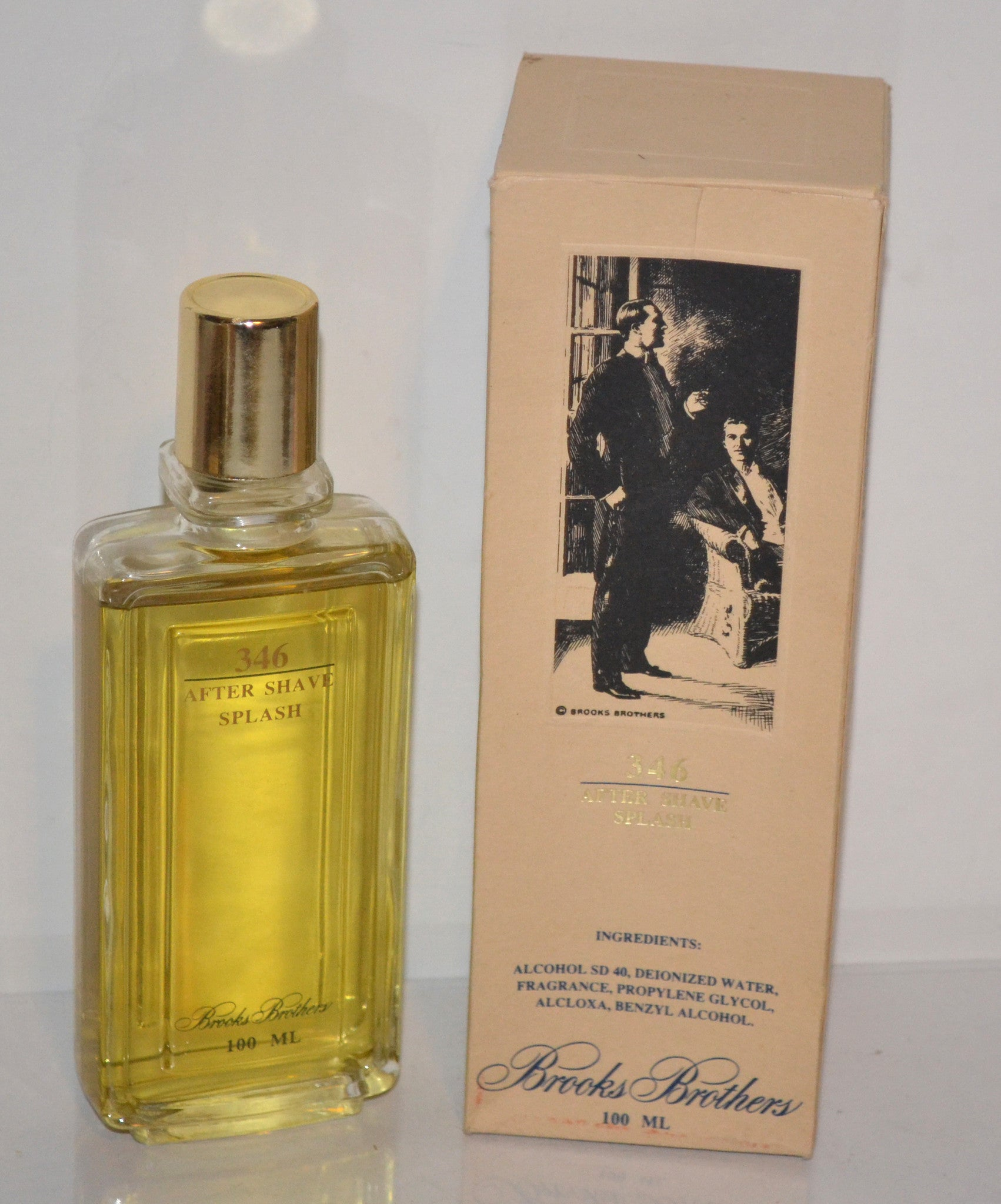 Brooks Brothers 346 After Shave Splash