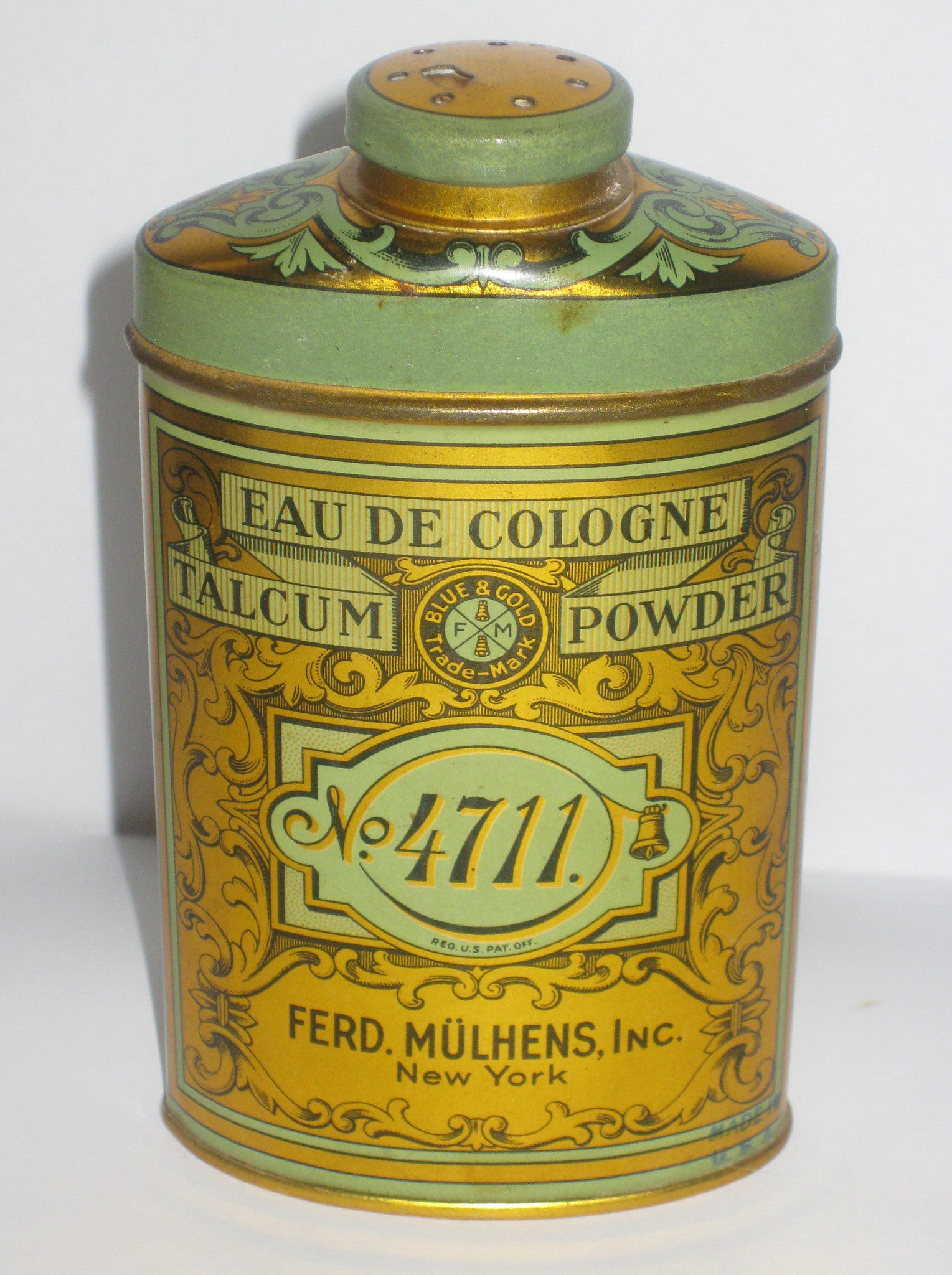 No. 4711 Eau De Cologne Talcum Powder