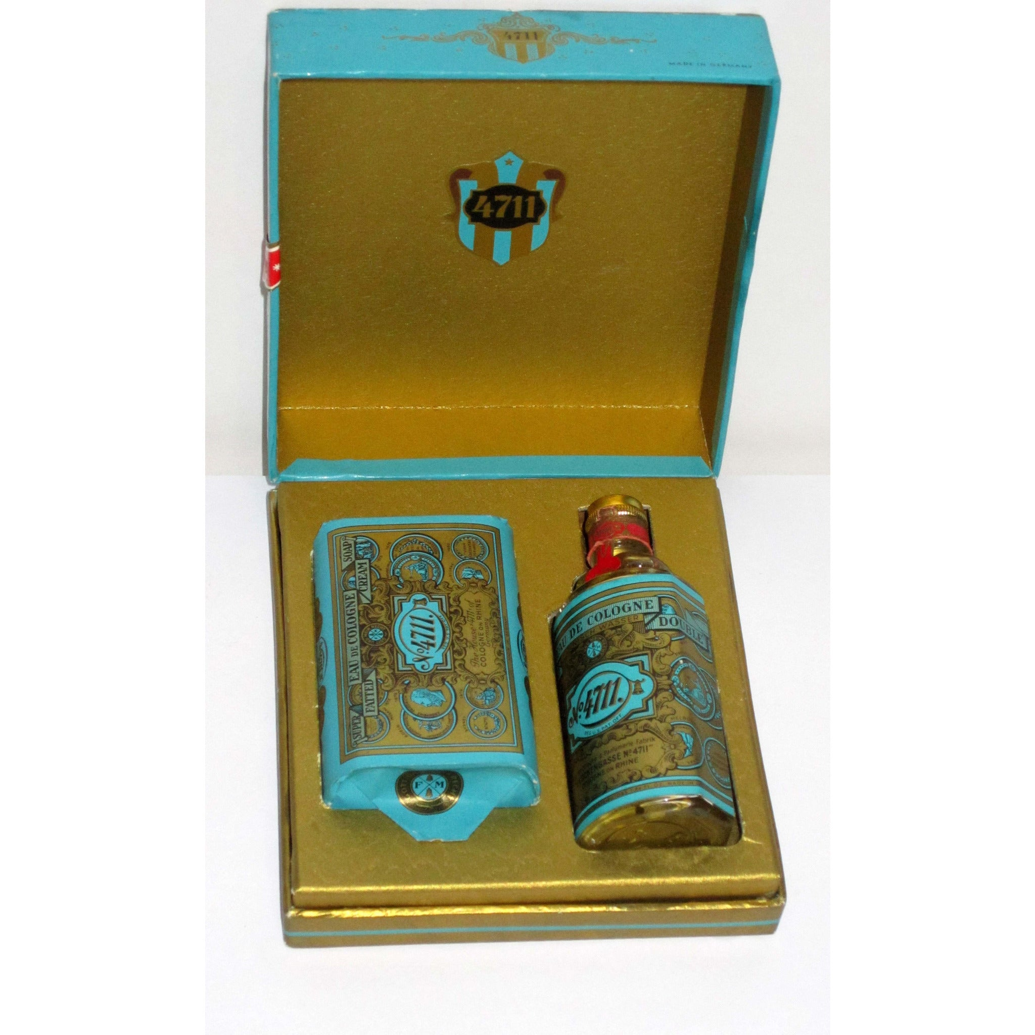 Vintage No. 4711 Fragrance Gift Set By Glockengasse