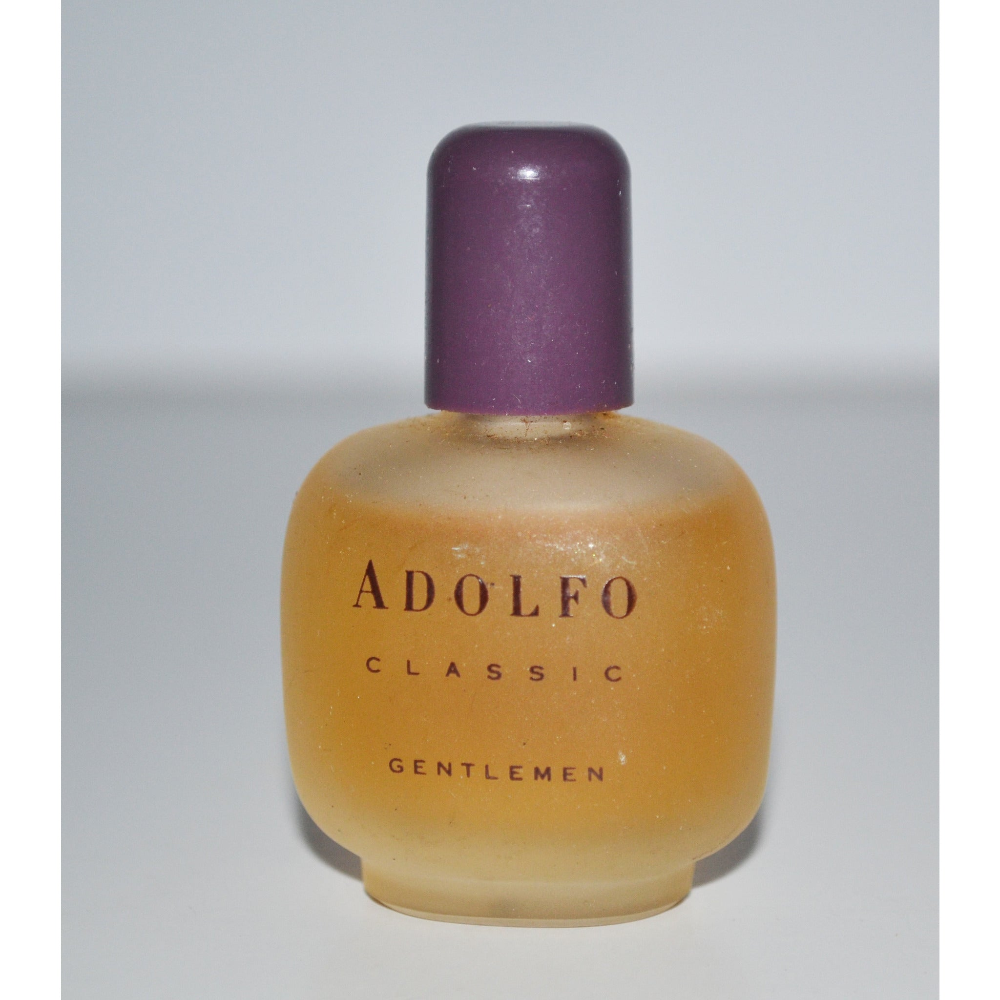 Vintage Adolfo Classic Cologne Mini By Frances Denney