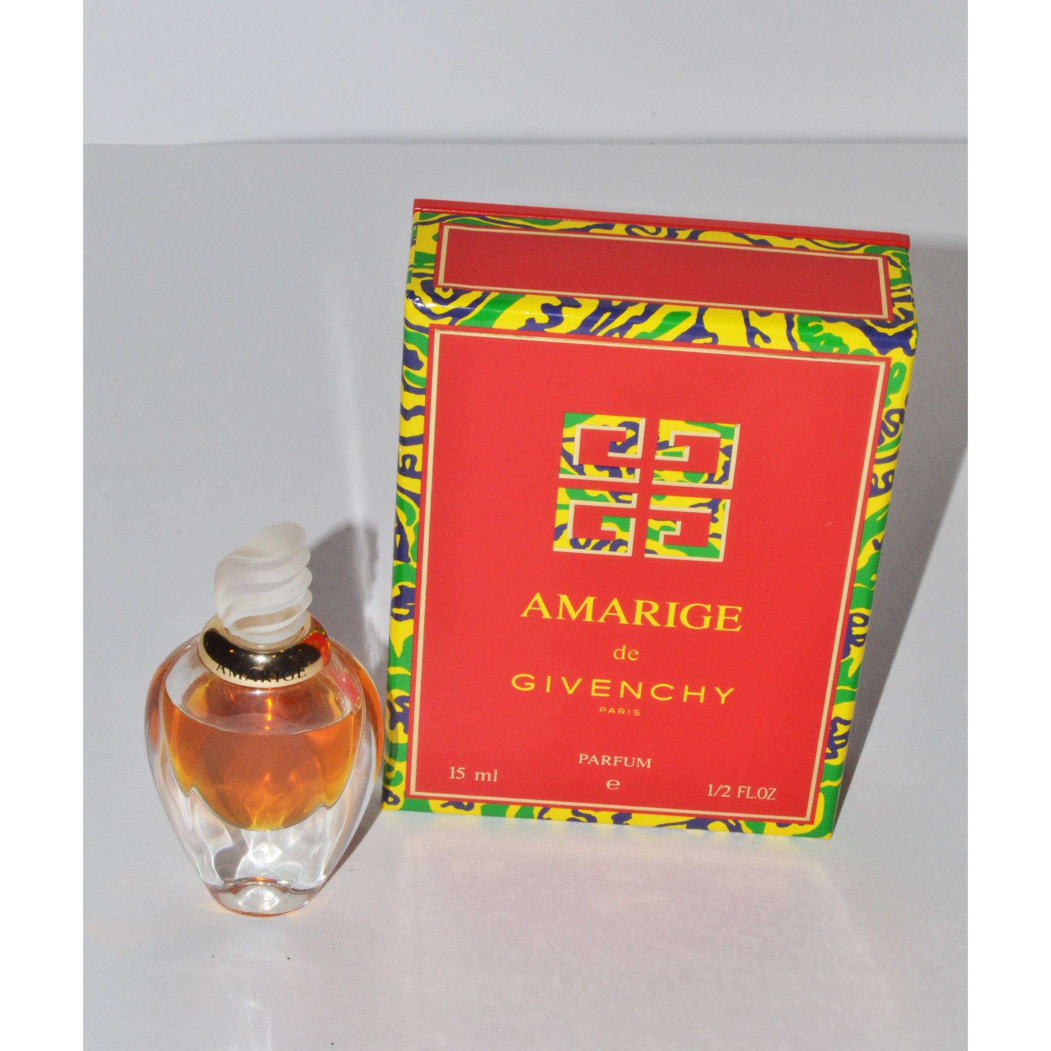 Vintage Amarige Parfum By Givenchy
