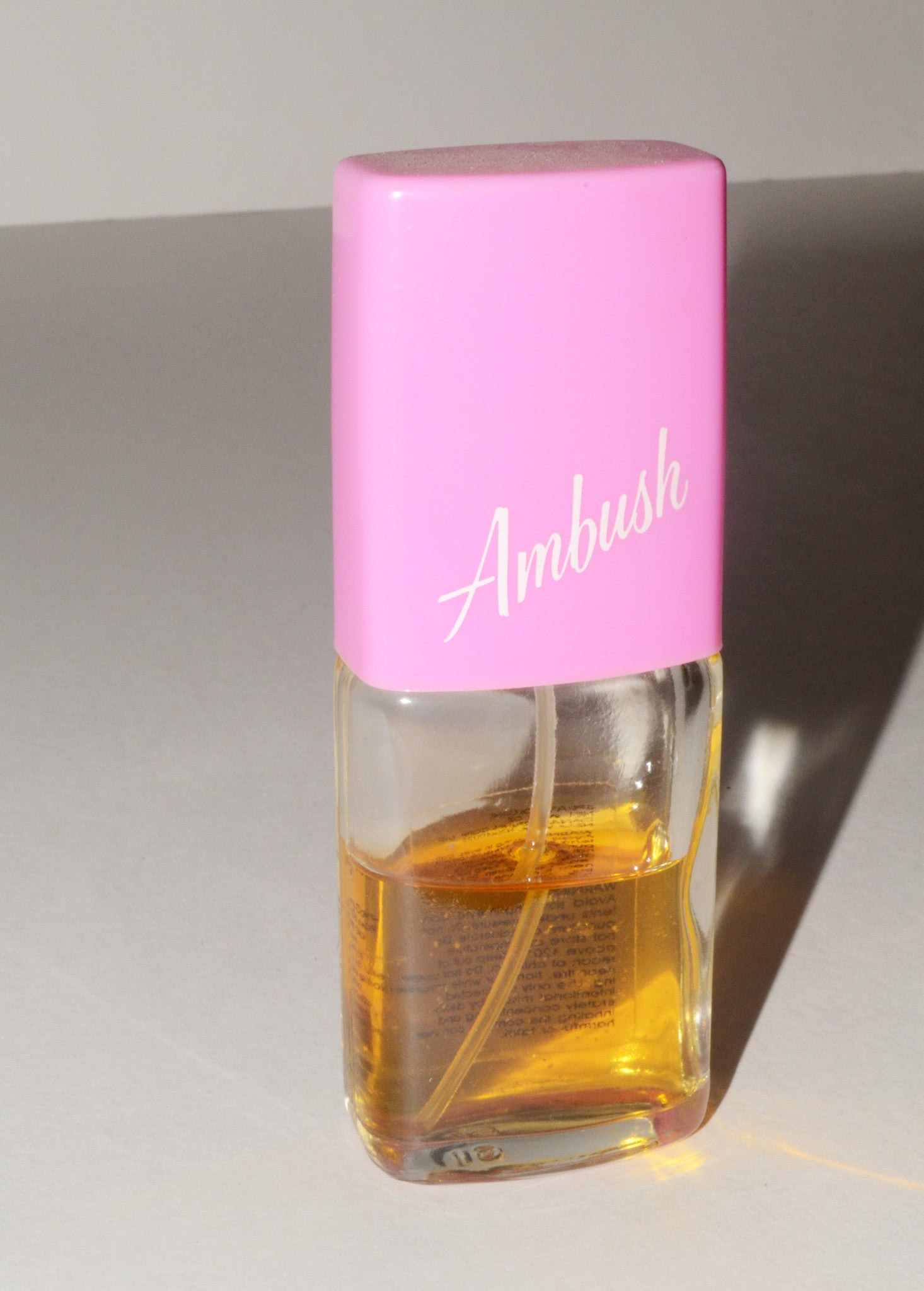Vintage Ambush Cologne By Dana