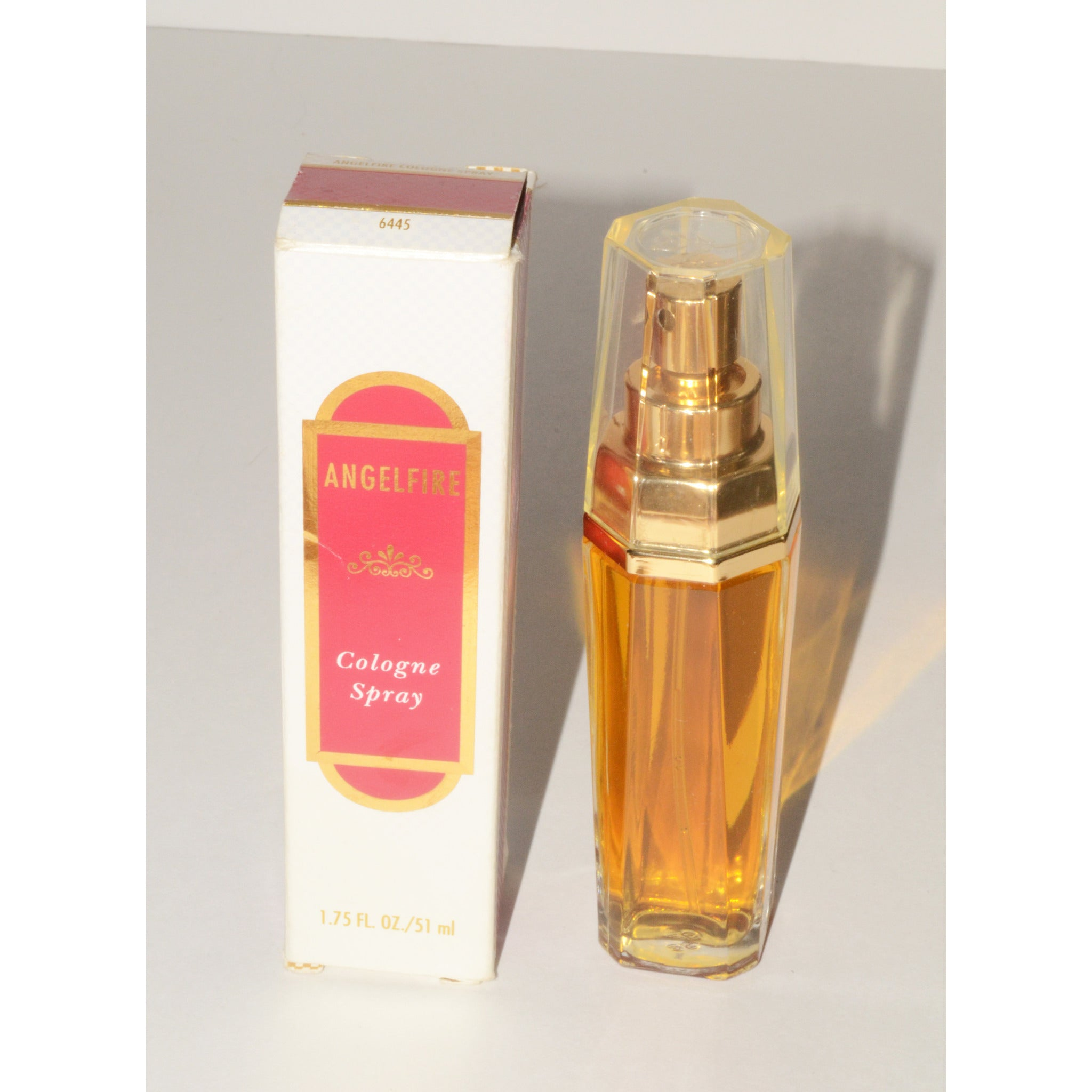 Vintage Angelfire Cologne By Mary Kay