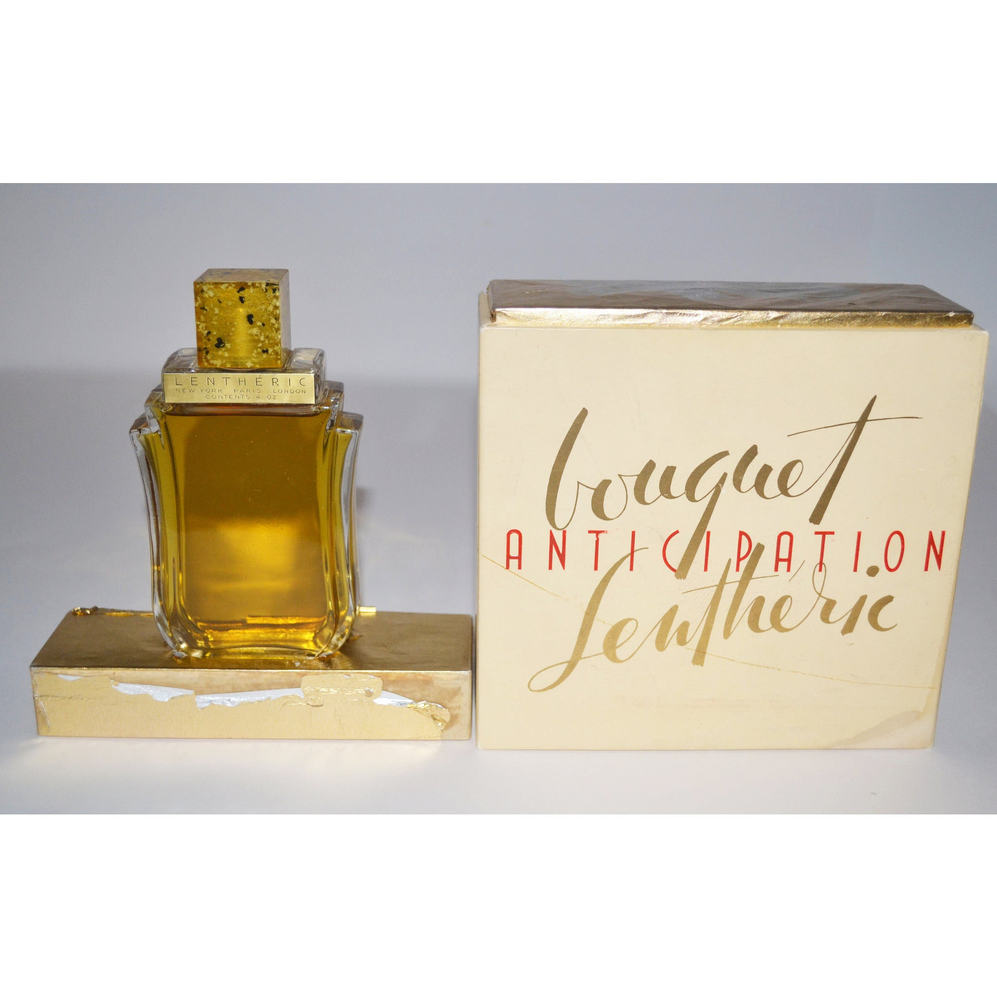 Vintage Anticipation Perfume By Lentheric