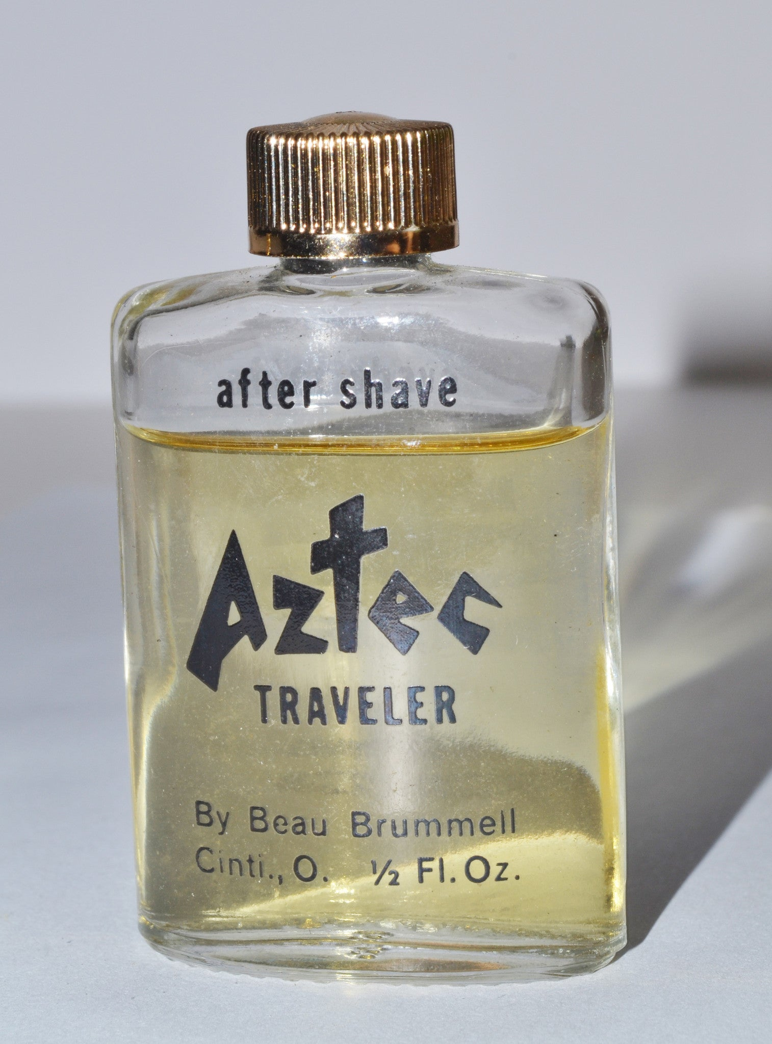 Aztec Traveler After Shave By Beau Brummell