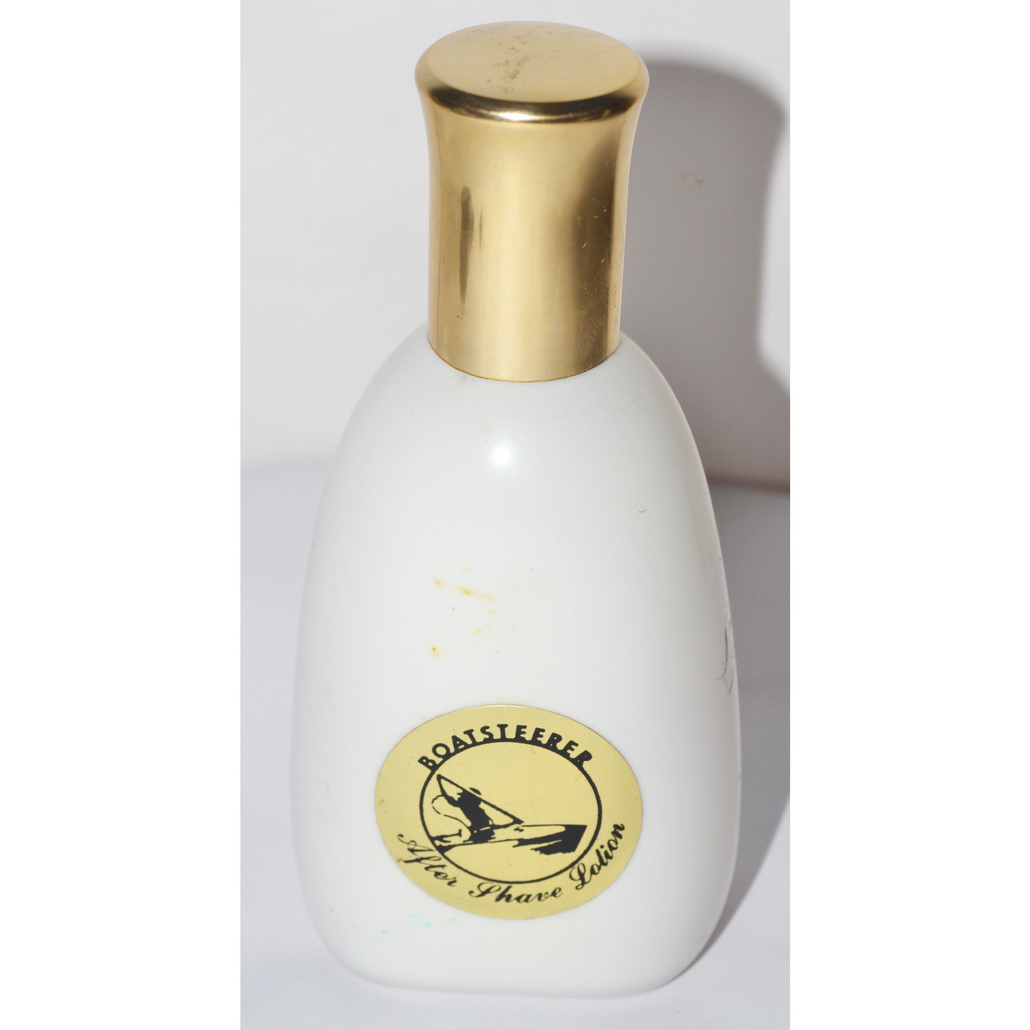 Vintage Boatsteerer After Shave Lotion By George Fuller