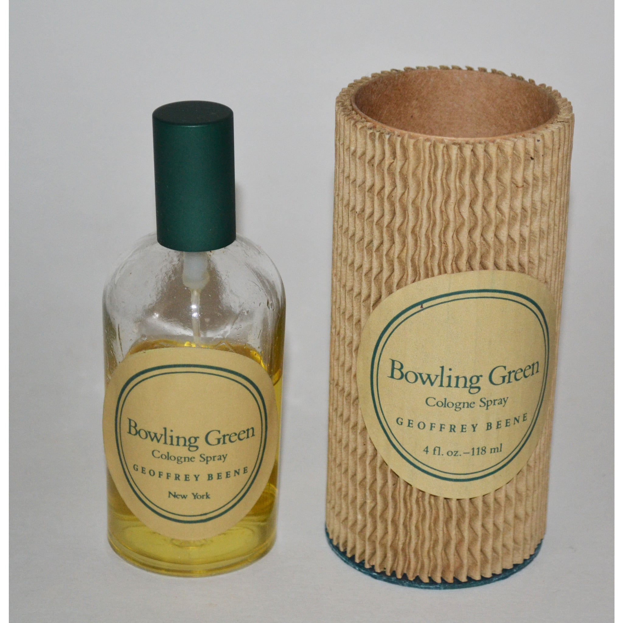 Vintage Bowling Green Cologne By Geoffrey Beene