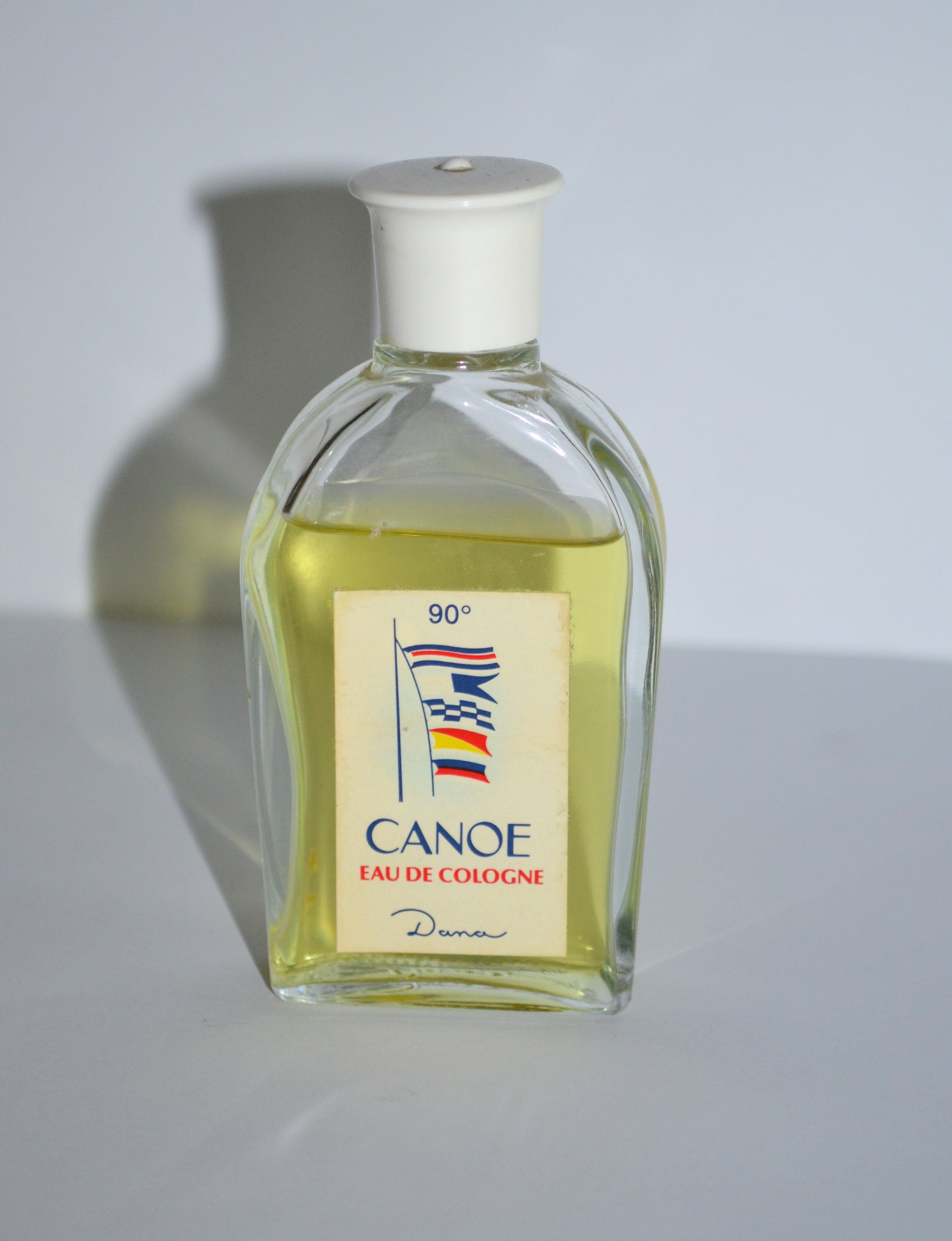 Vintage Canoe Cologne By Dana