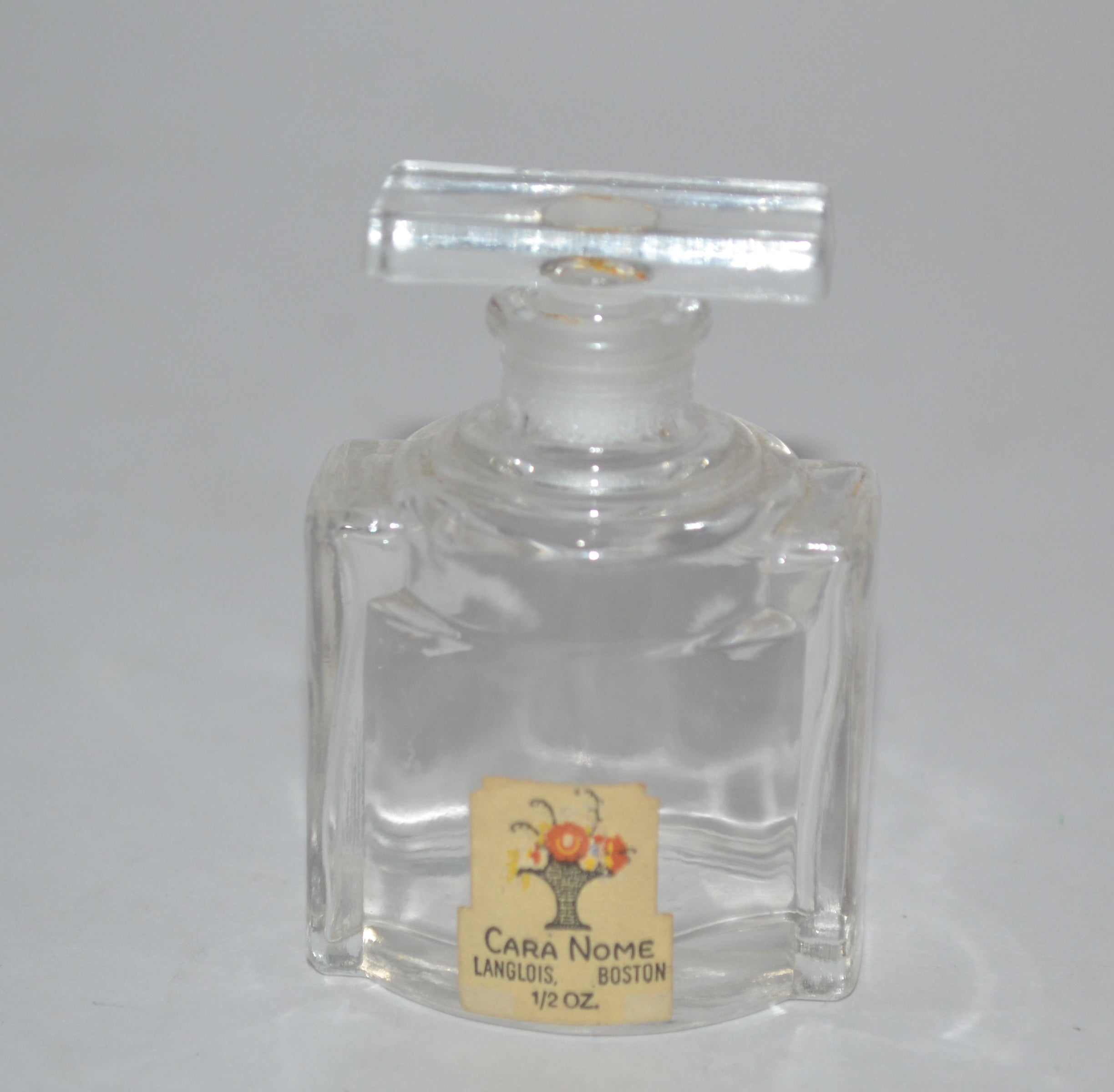 Vintage Langlois Perfume By Cara Nome