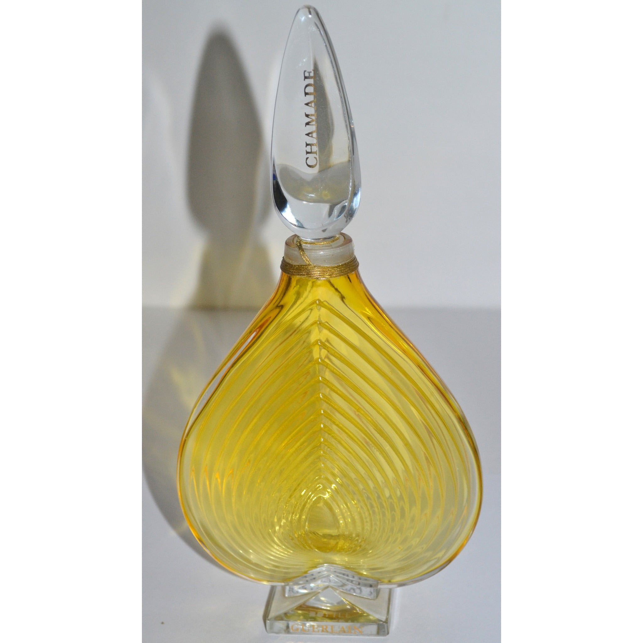 Vintage Chamade Perfume Factice Bottle By Guerlain