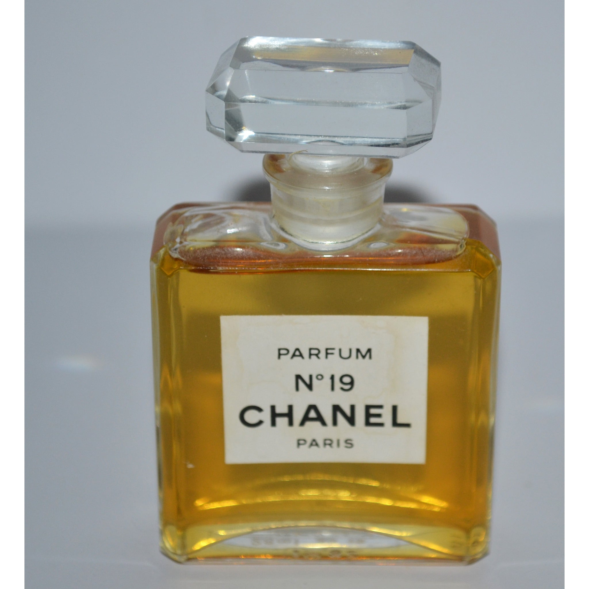 Vintage Chanel No 19 Parfum By Chanel