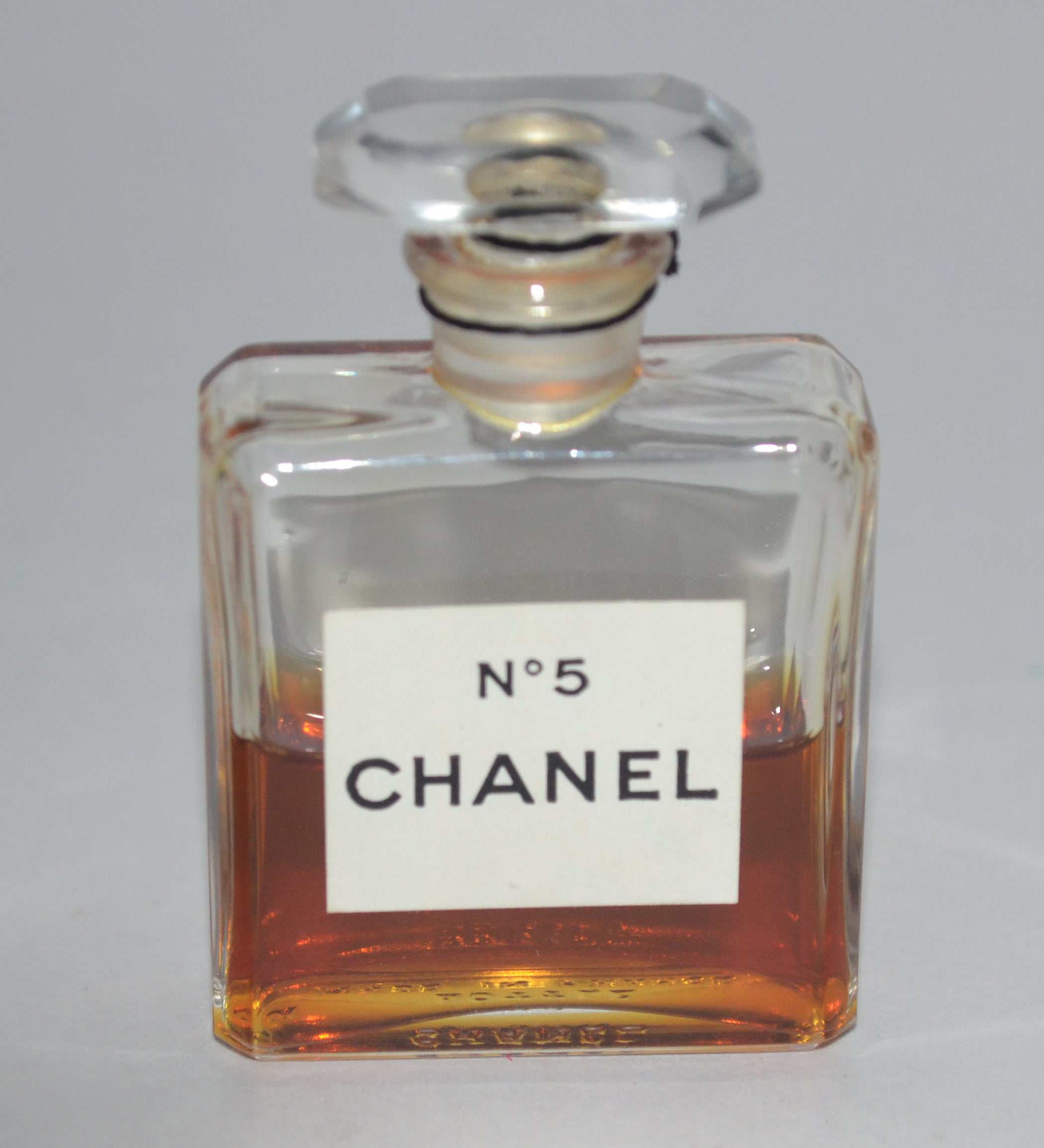 Vintage Chanel No 5 Perfume Mini