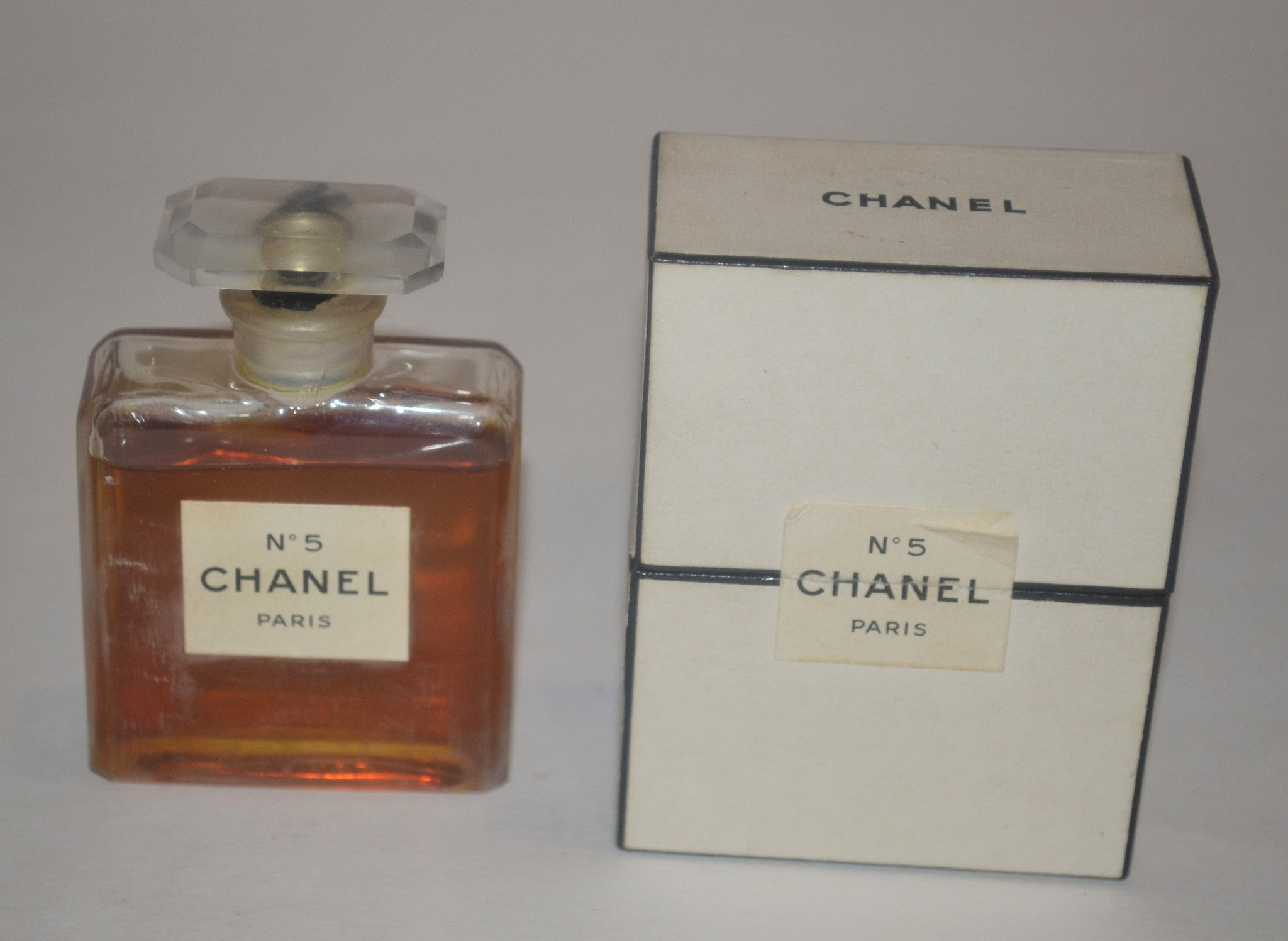 Vintage Chanel No 5 Perfume Extrait No 201