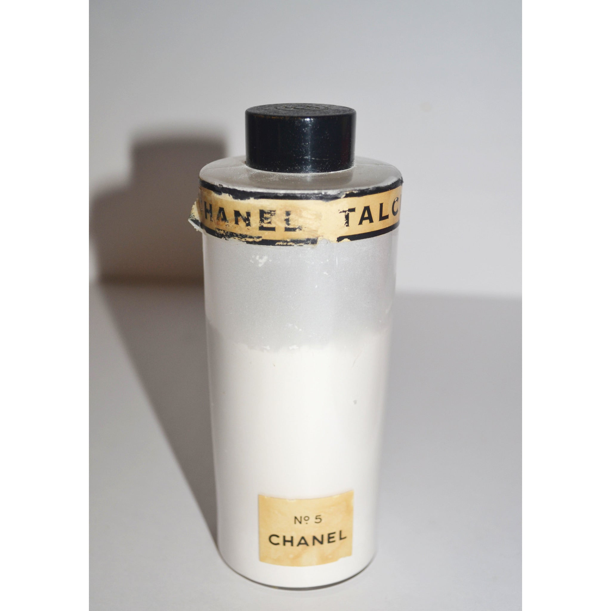 Vintage Chanel No. 5 Talc