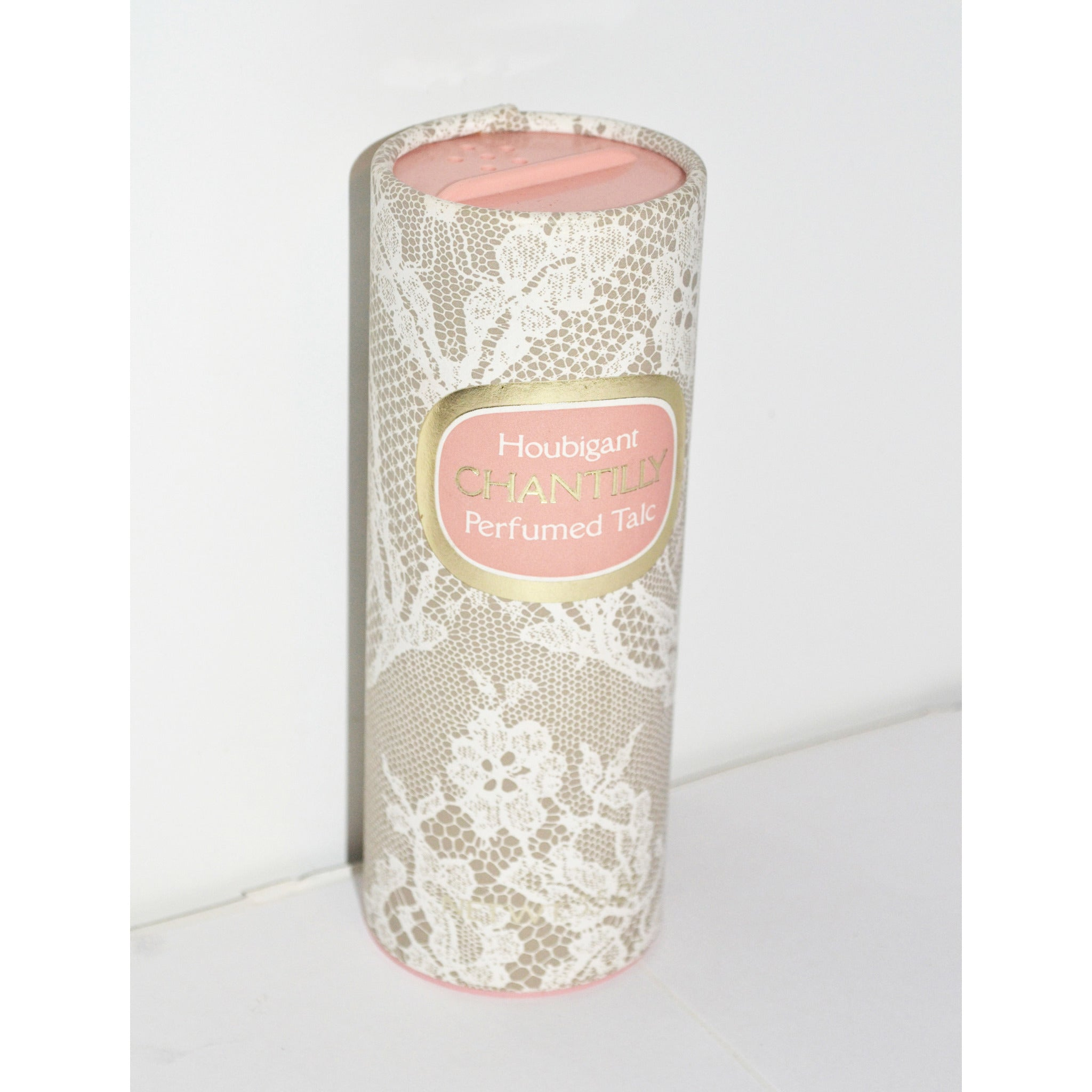 Vintage Chantilly Perfumed Talc By Houbigant