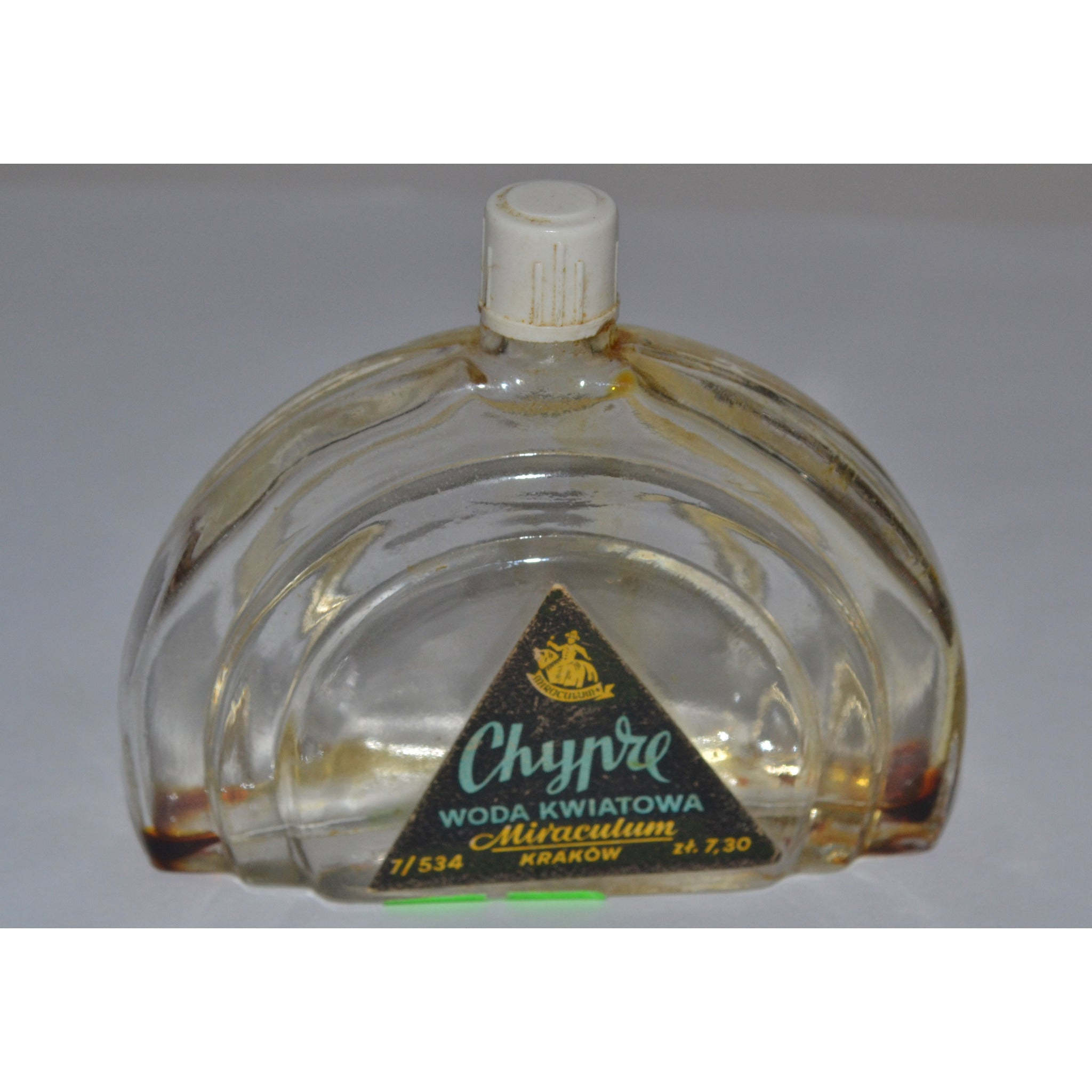 Vintage Russian Miraculum Chypre Perfume