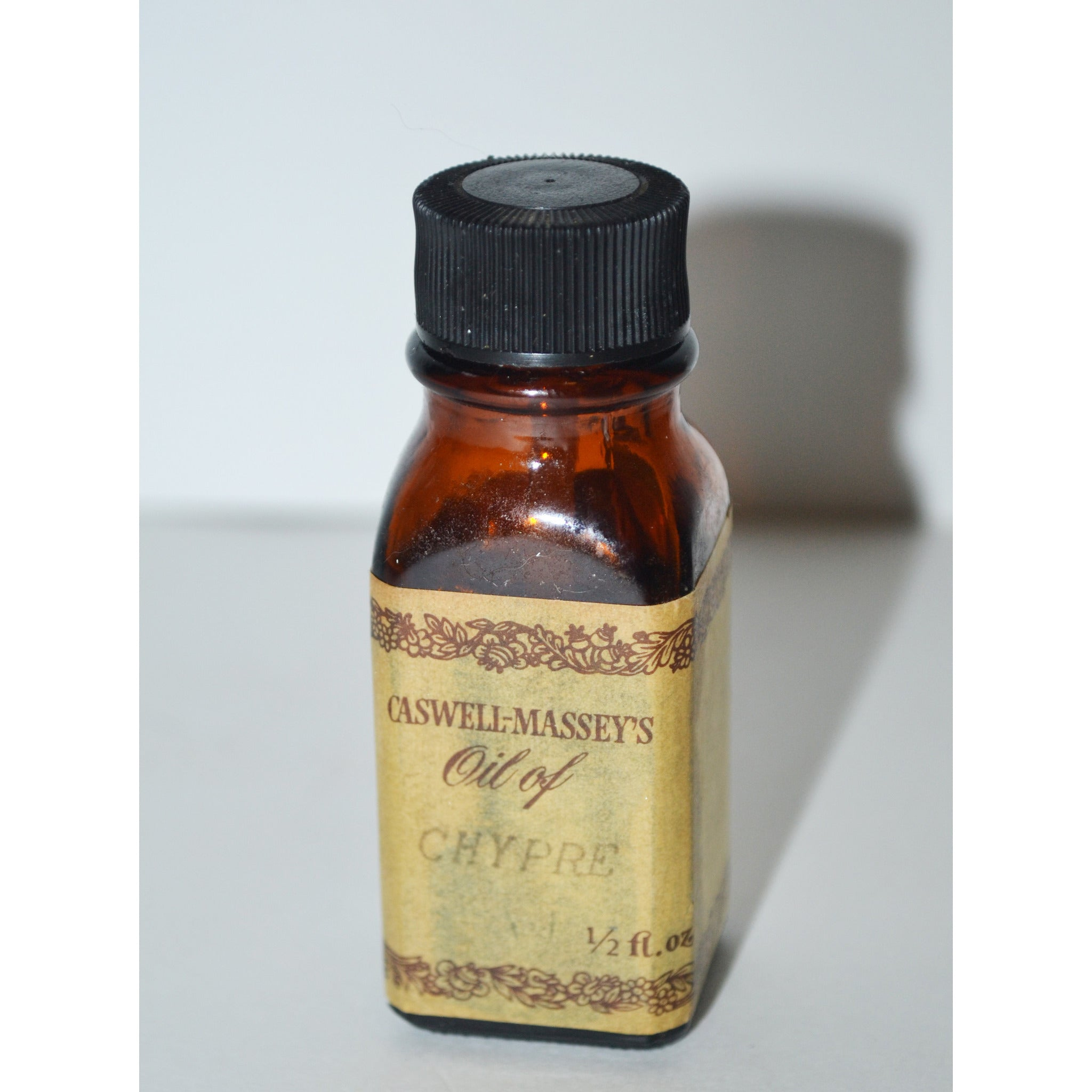 Vintage Chypre Oil By Caswell-Massey