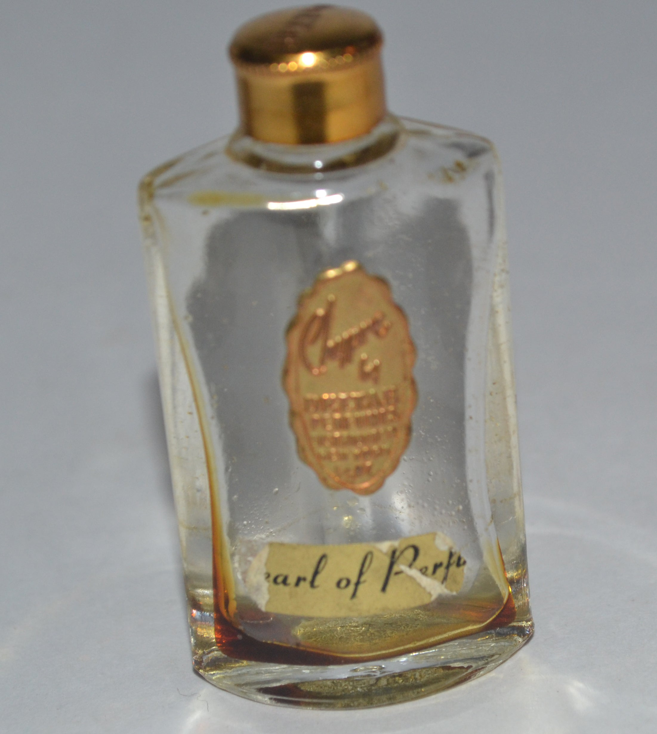 Vintage Chypre Perfume Mini By Deltah