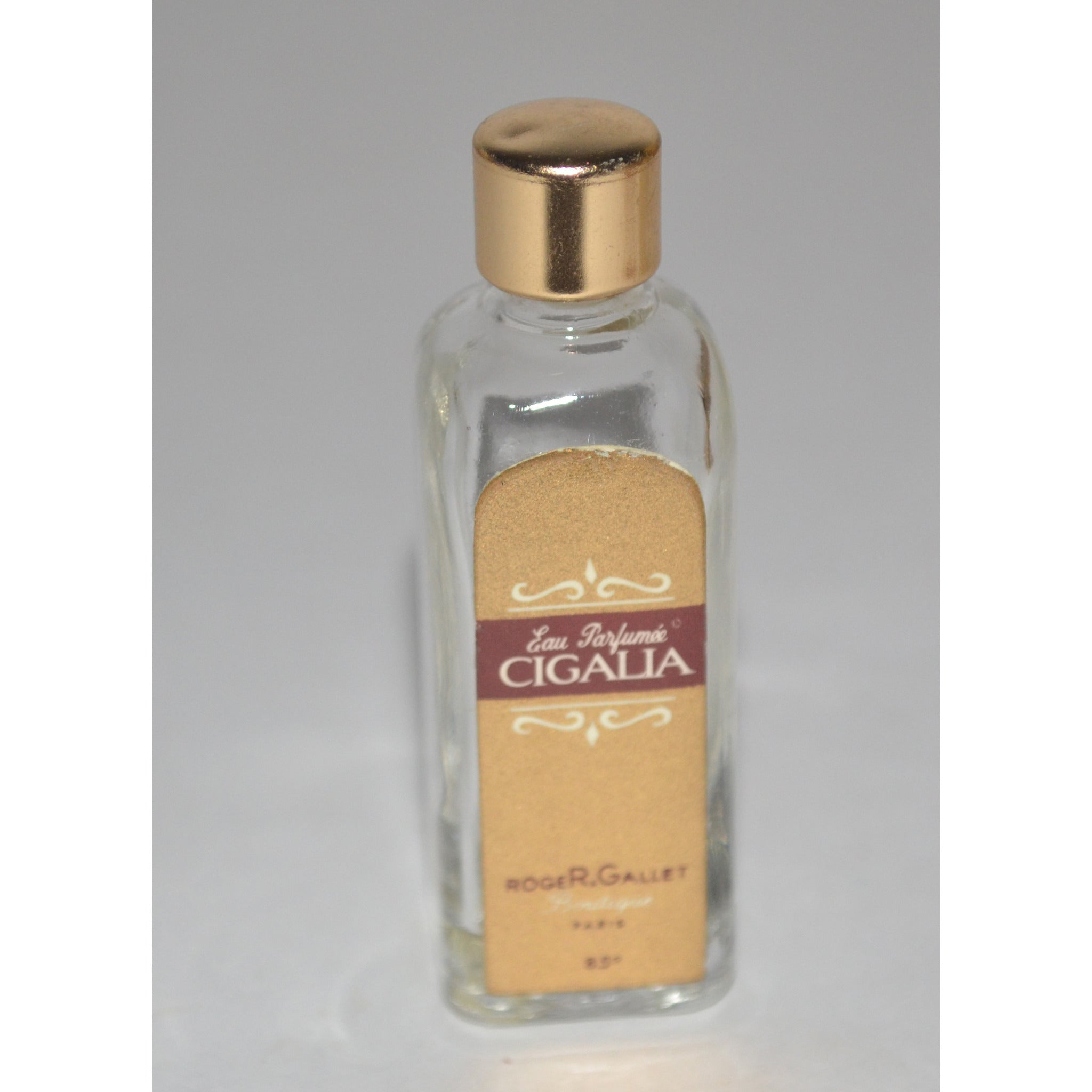 Vintage Cigalia Eau Parfume Mini By Roger & Gallet