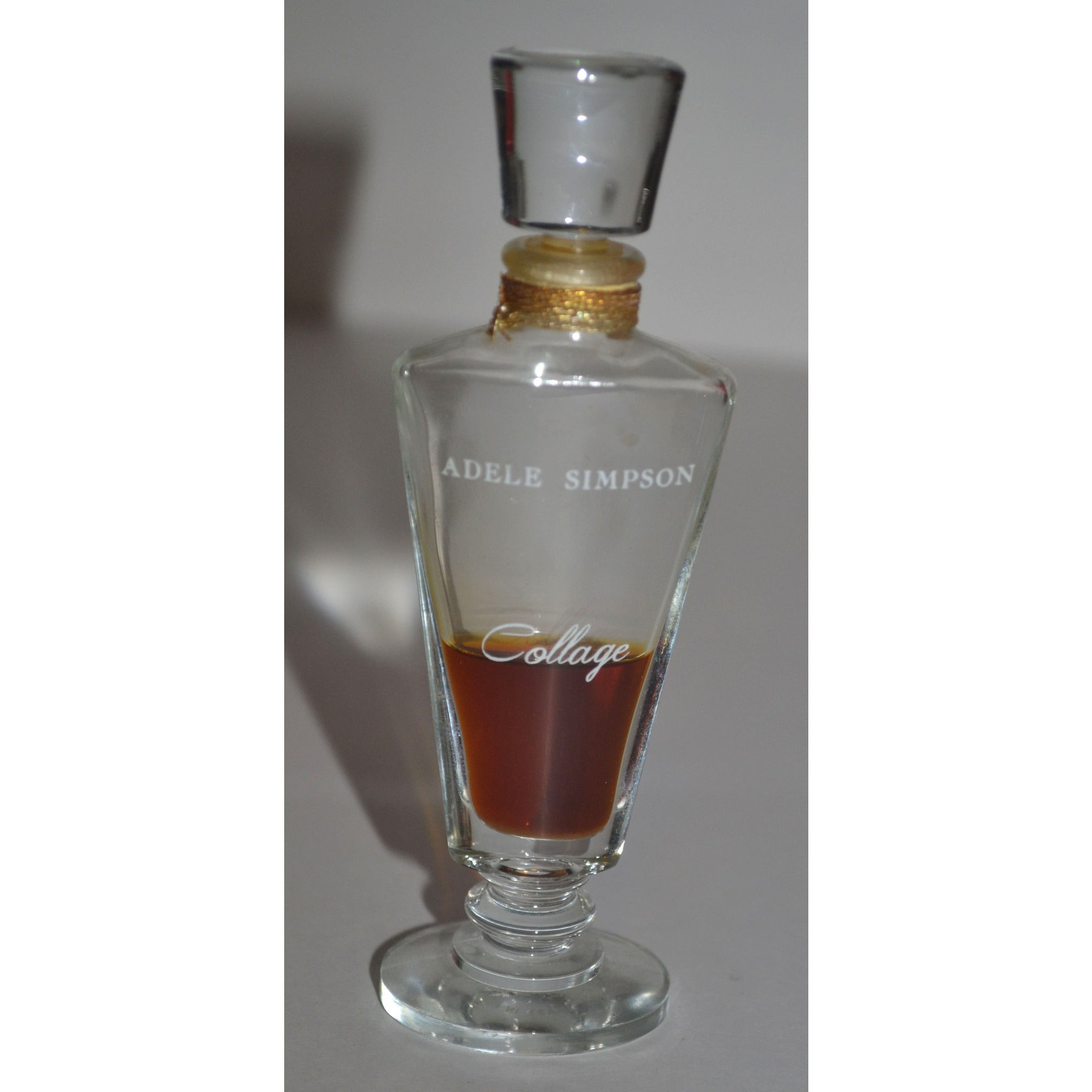 Vintage Adele Simpson Collage Perfume