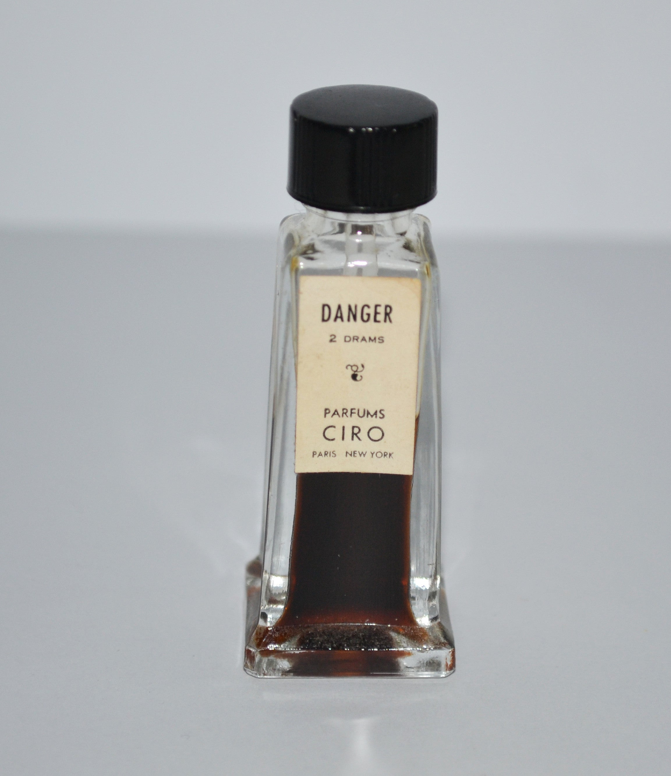 Vintage Danger Perfume By Ciro