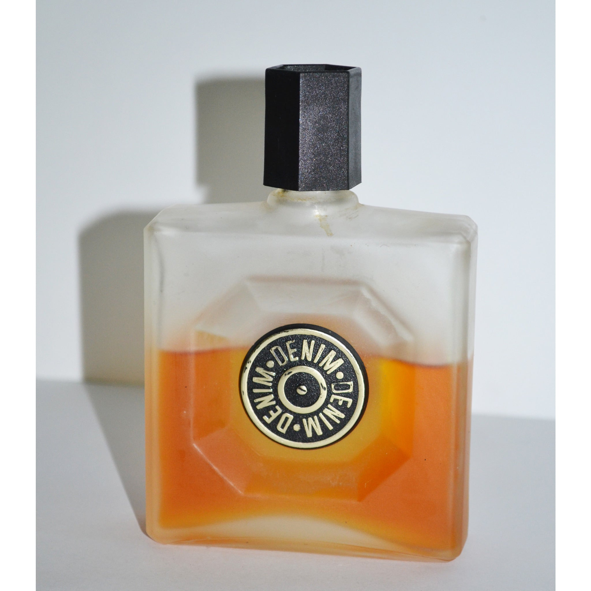 Vintage Denim Eau De Cologne By Elida Gibbs
