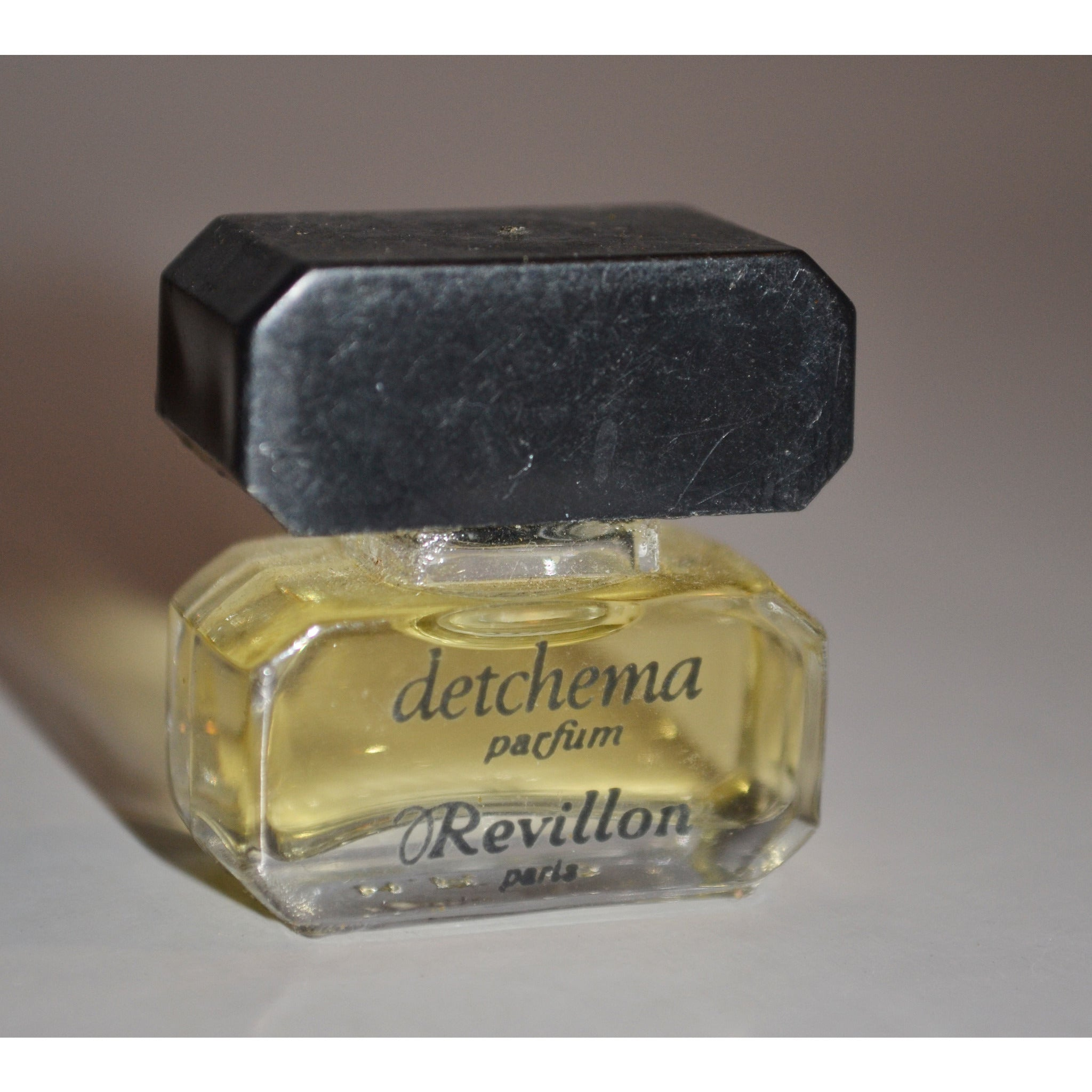 Vintage Detchema Parfum Mini By Revillon