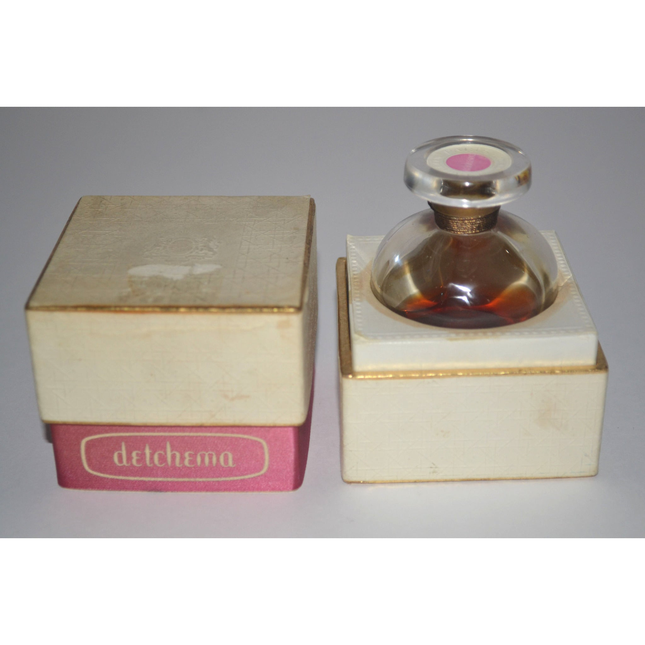 Vintage Detchema Parfum By Revillon