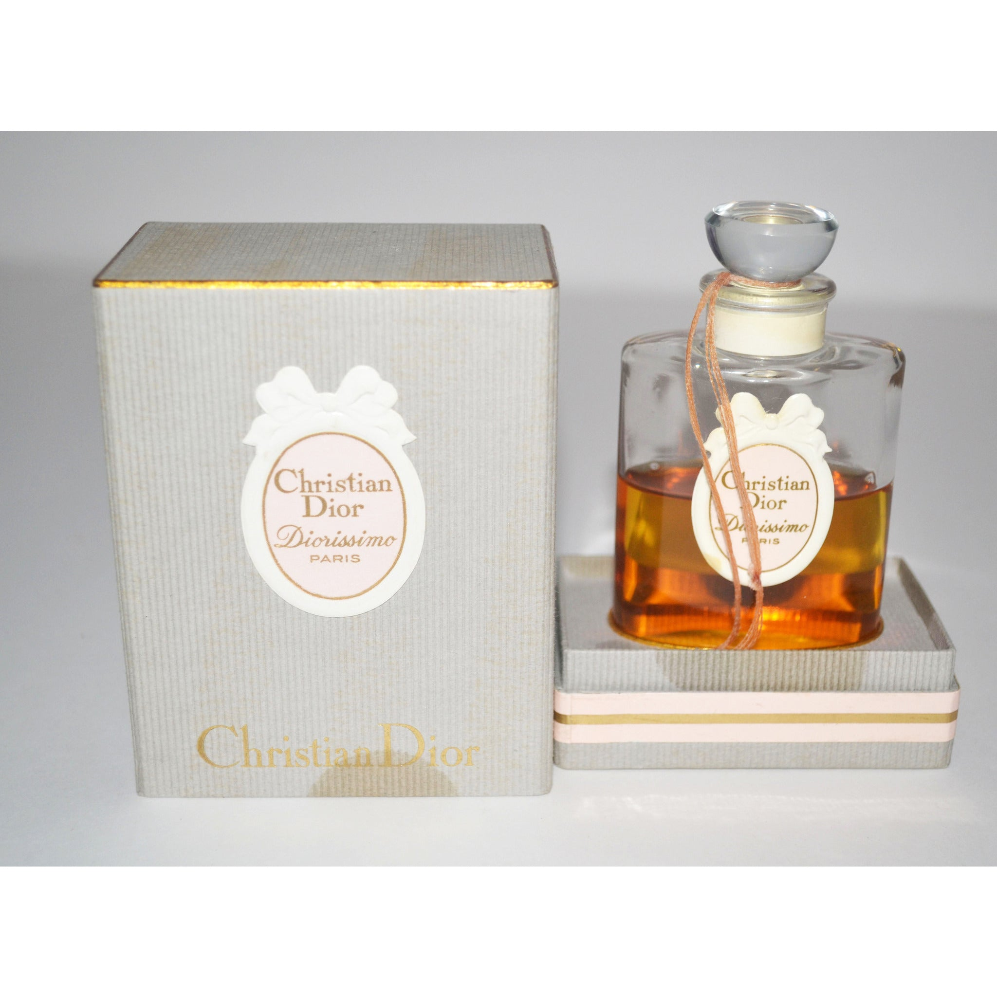 Vintage Diorissimo Parfum By Christian Dior