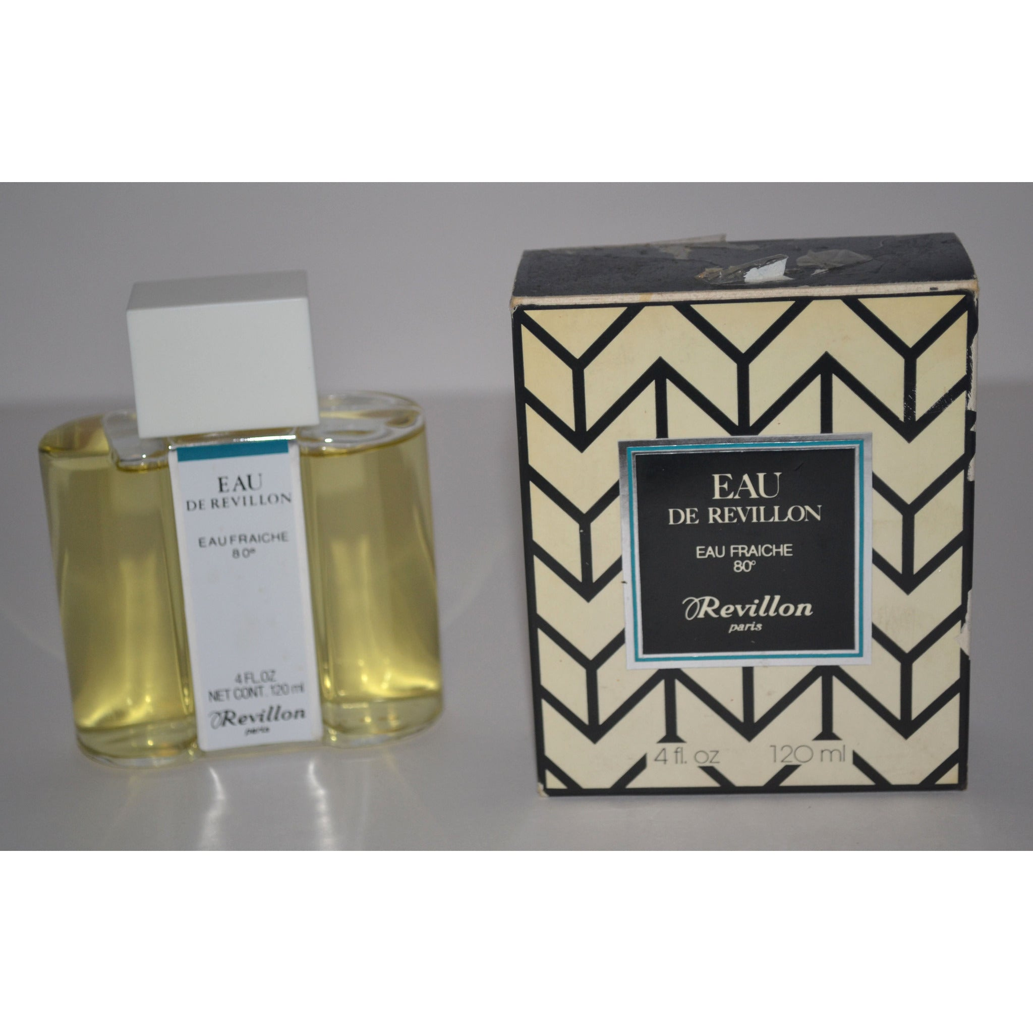Vintage Eau De Revillon Eau Fraiche By Revillon