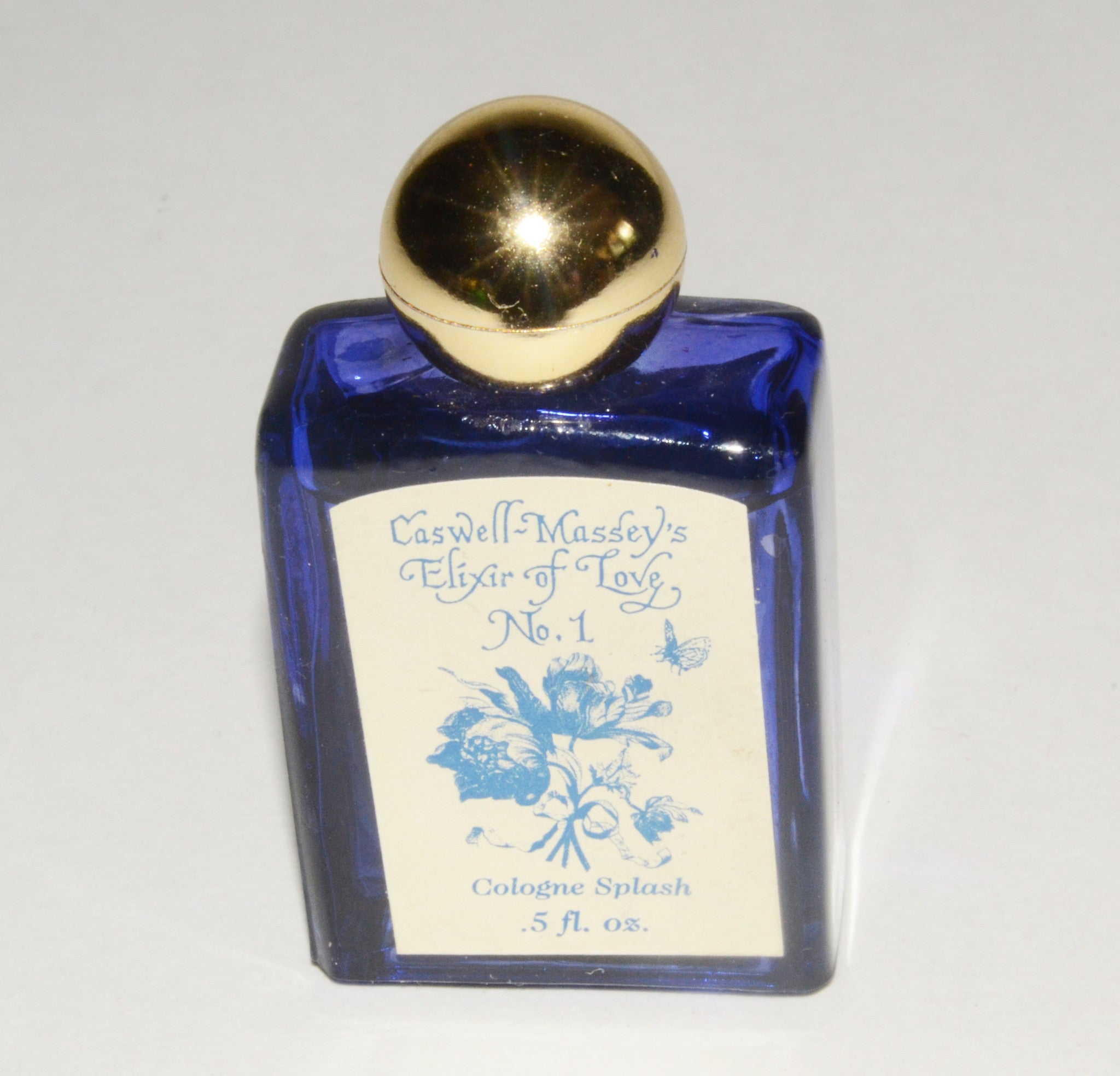 Vintage Elixir of Love No. 1 Cologne By Caswell-Massey