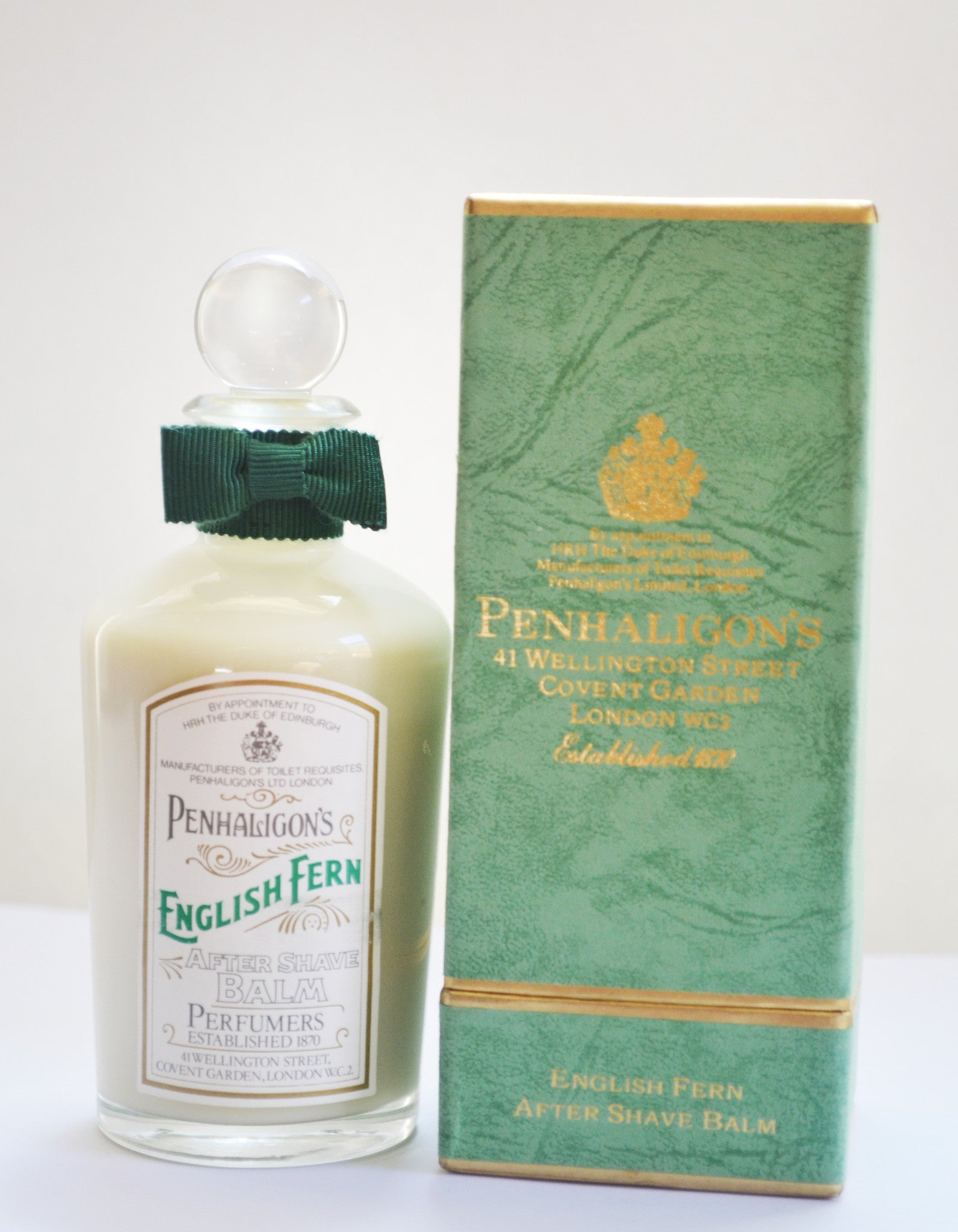 English Fern After Shave Balm By Penhaligon