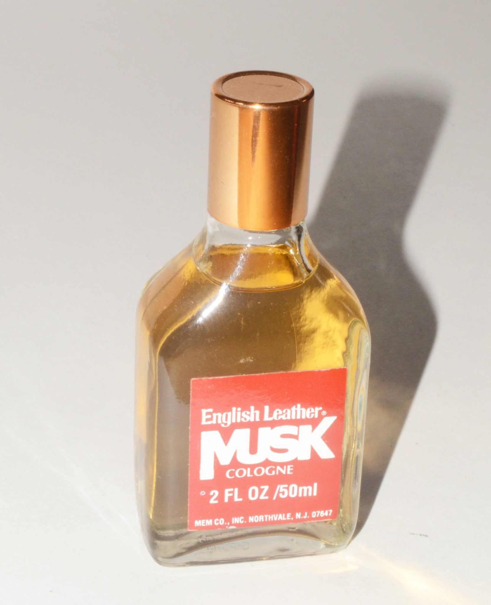 Musk Cologne By MEM English Leather